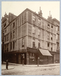 Old House, Fore Street